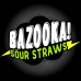 BAZOOKA STRAWBERRY SOUR