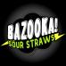BAZOOKA STRAWBERRY SOUR
