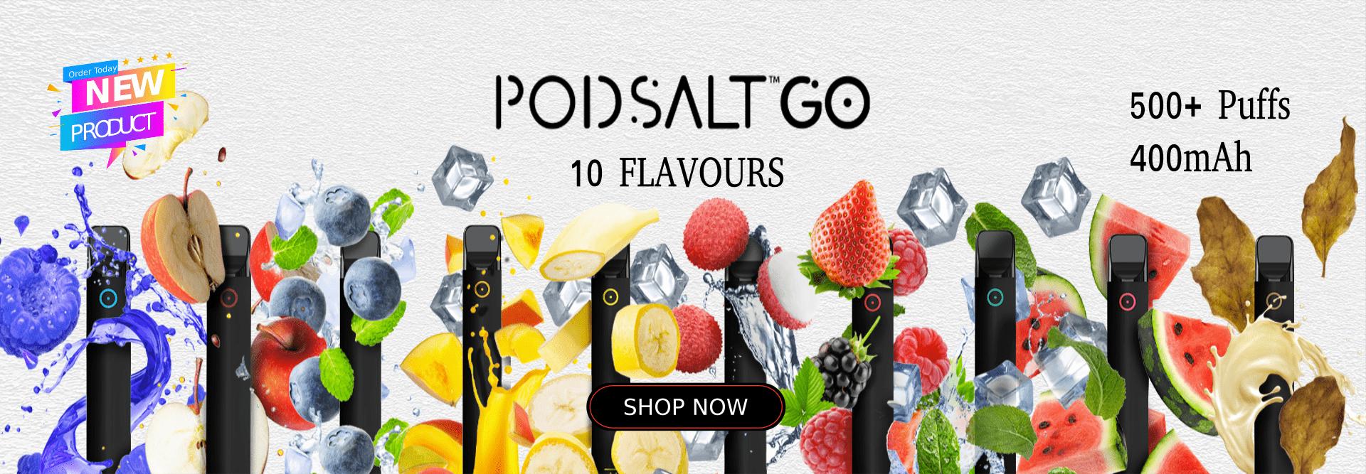 Pod Salt Disposable