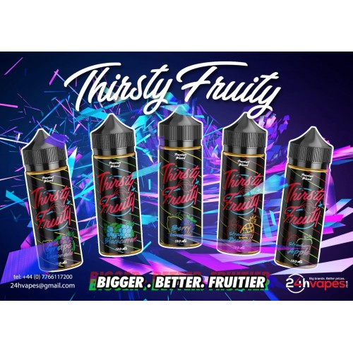 THIRSTY FRUIT 100ML-Vape-Wholesale